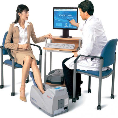 Chuyên cho thuê dịch vụ máy đo loãng xương siêu âm gót chân